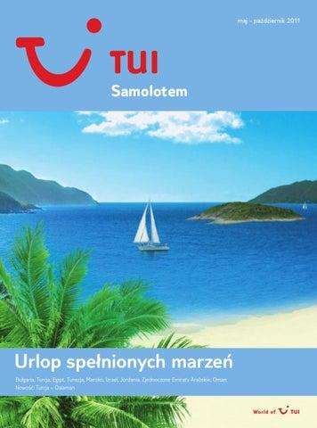 Tui Samolotem Lato 2011 Katalog 1 By Tui Poland Issuu