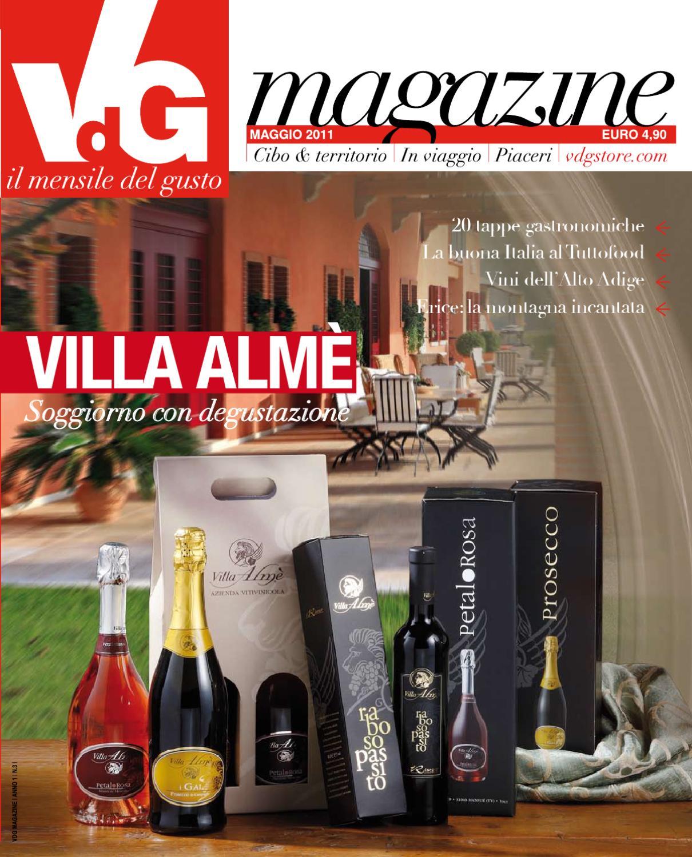 Vdg Magazine Maggio 2011 Villa Almè by TravelQuotidiano.com - issuu 54bafe5bea7