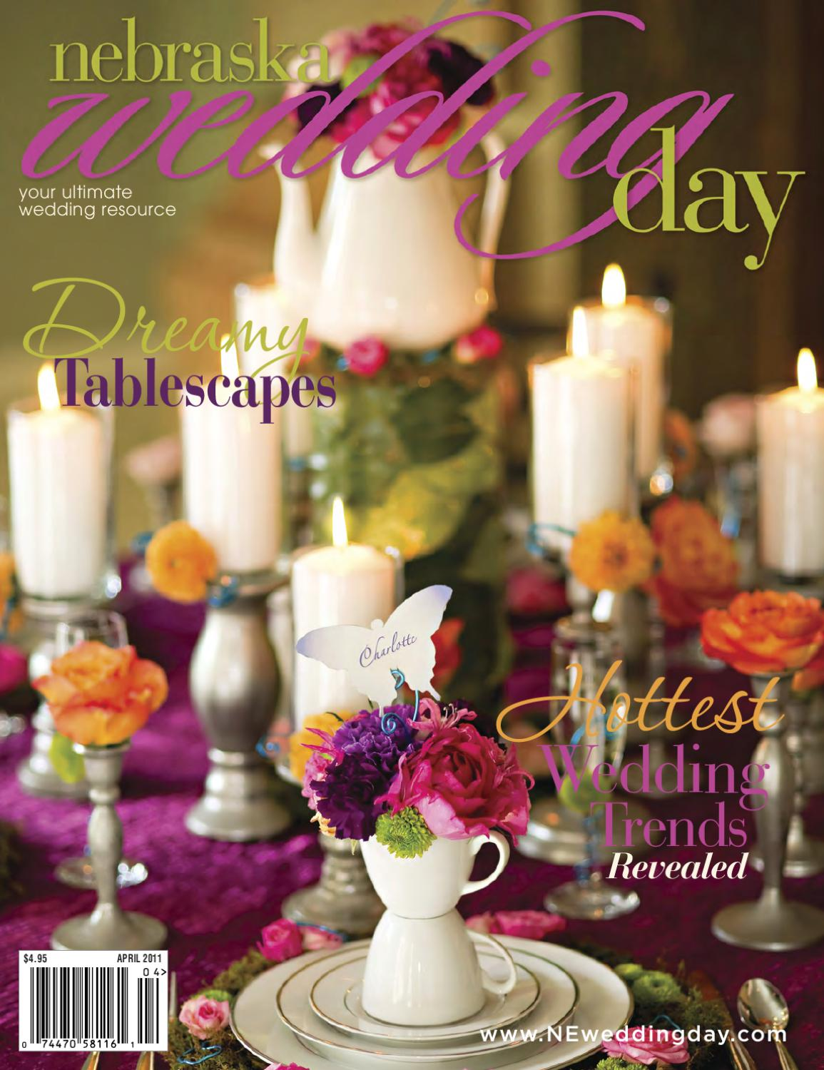 Nwd April W Links By Nebraska Wedding Day Issuu