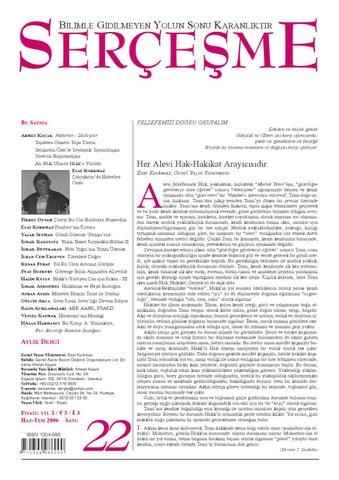 Alevi Dusunce Gurubu By Alevi Sayfasi Issuu