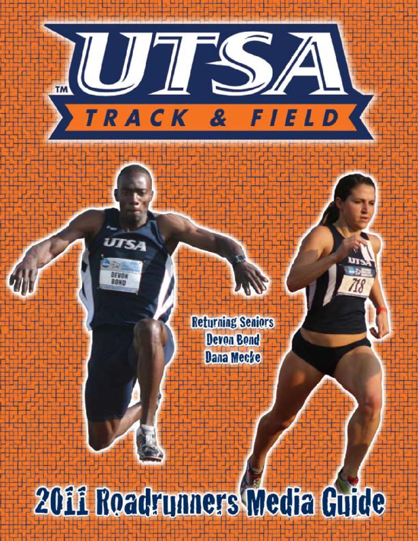 2011 Utsa Track Field Media Guide By Athletics Communications 3000 3 600mva 1500 1 800min Short Circuit Generator At High Power Issuu