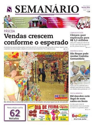 837e060e8 20/04/2011 - JORNAL SEMANÁRIO by jornal semanario - issuu