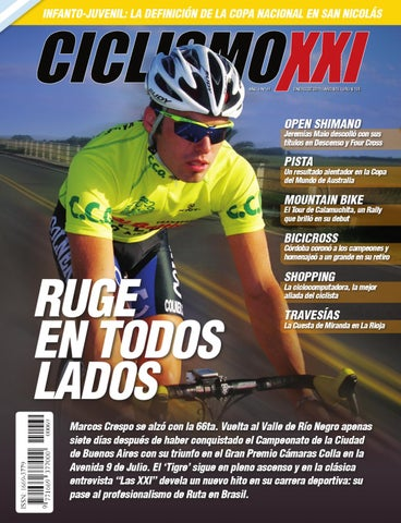 3a9b6b15f36c Revista Nro 69 by Ciclismo XXI - issuu