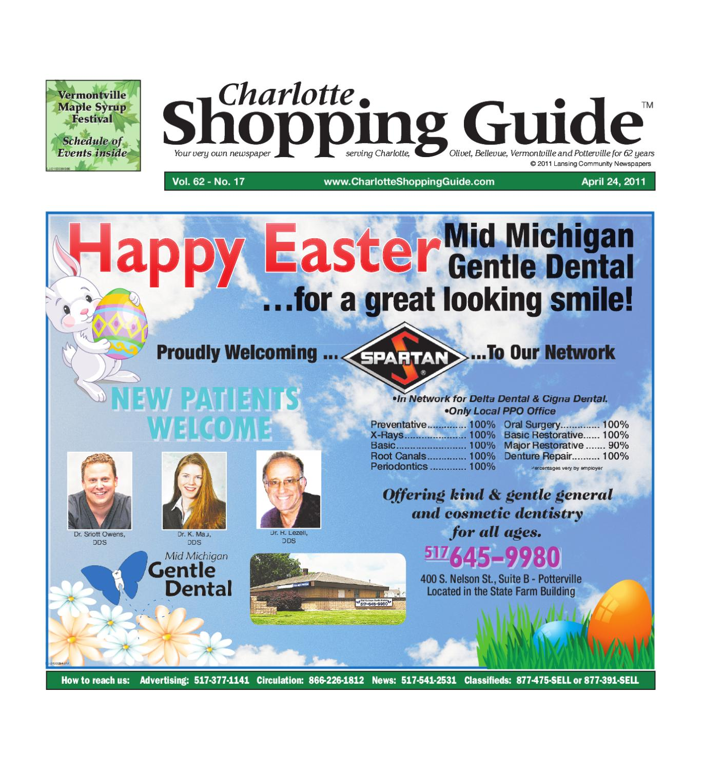 Chartotte shopping guide by lansing state journal issuu.