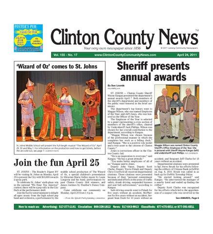 Clinton County News