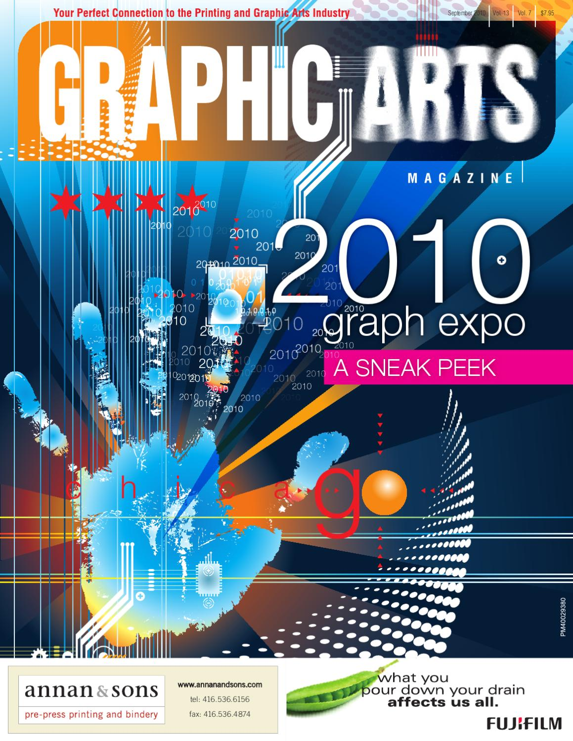 September 2010 - Graph Expo by Graphic Arts Magazine - issuu
