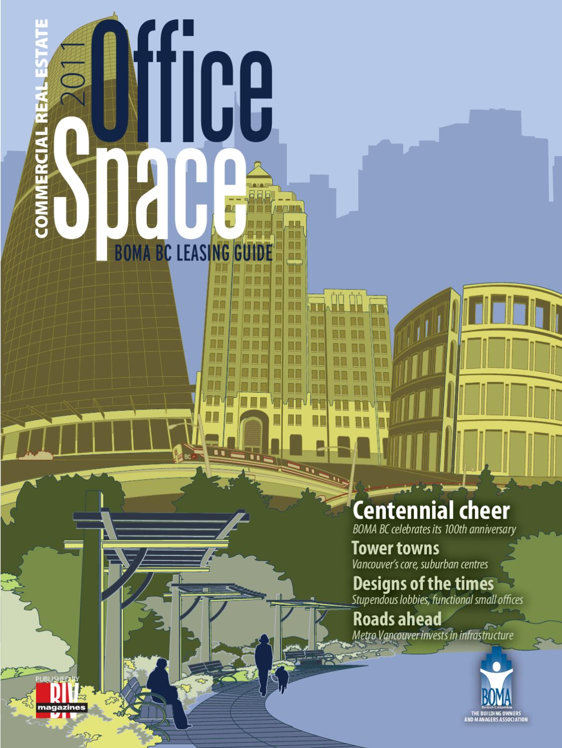 Centennial Leasing And Sales >> Office Space 2011 by Business in Vancouver Media Group - Issuu