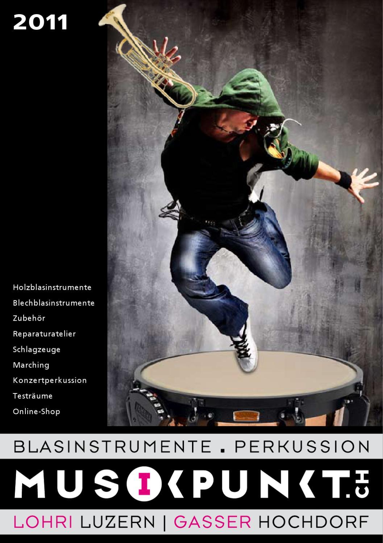 Musikpunkt Katalog 2011 by Roli Boog - issuu