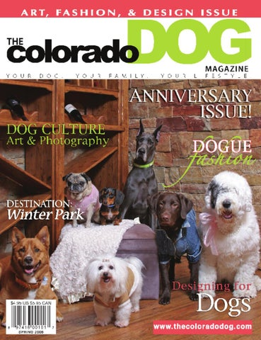 The colorado dog magazine spring 2008 by the american dog magazine the colorado dog magazine spring 2008 5 solutioingenieria Choice Image
