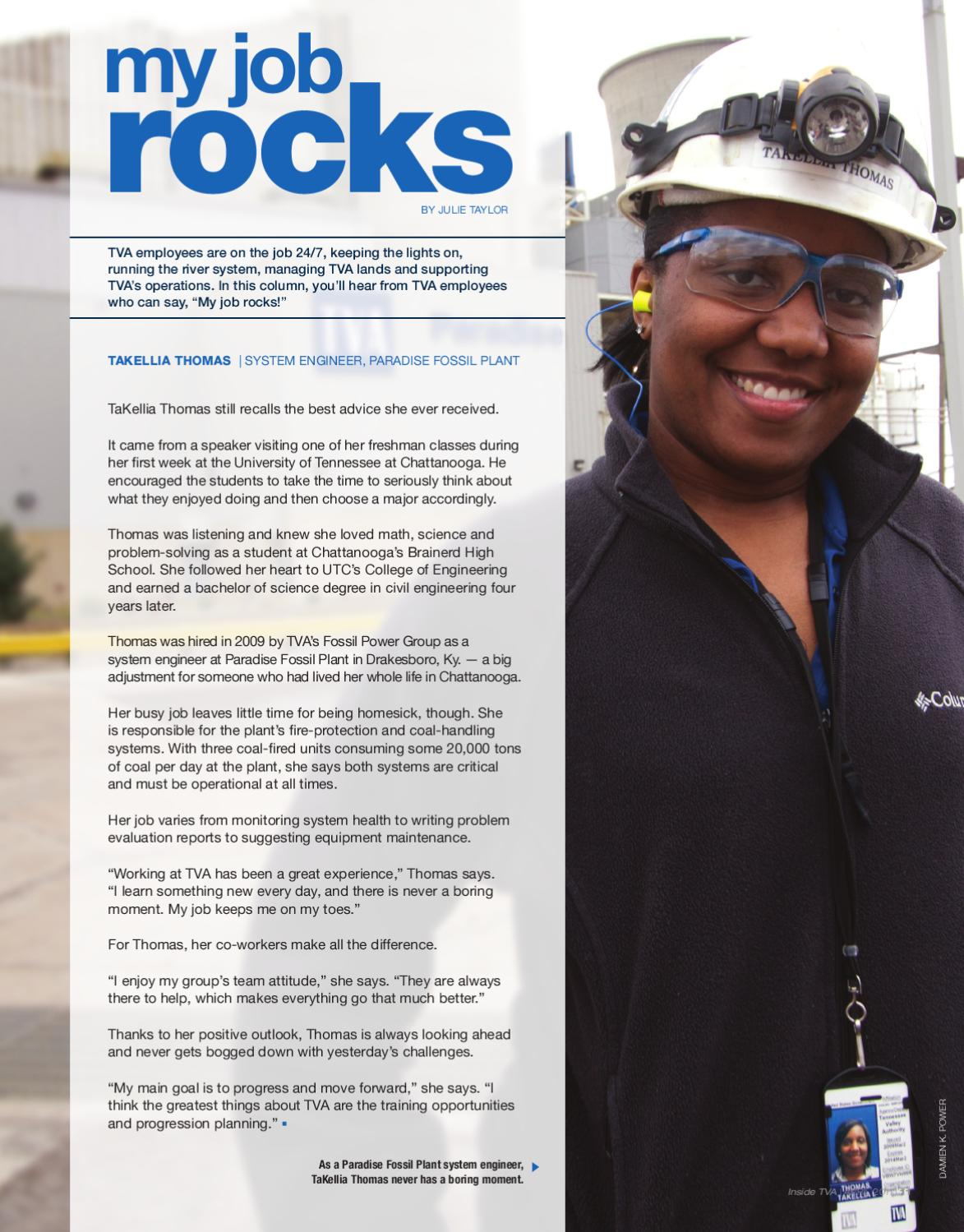 InsideTVA April 2011 by Tennessee Valley Authority - issuu