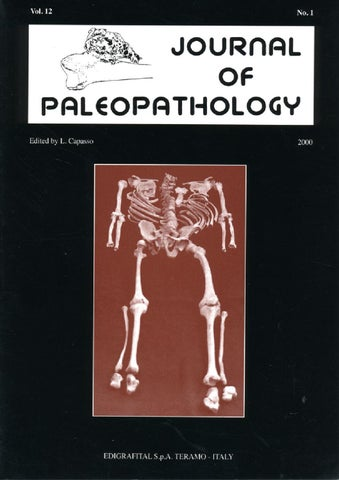 "Cover of ""JoP  Vol. 12  n.1 - 2000"""
