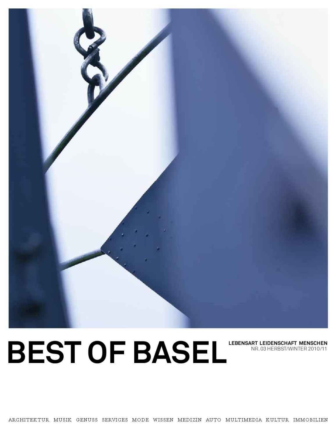 Best of Basel 03 by Best of media - issuu