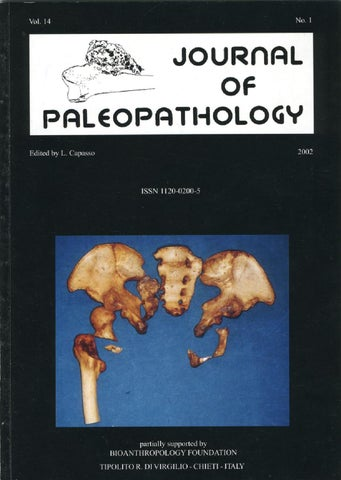 "Cover of ""JoP  Vol. 14  n.1 - 2002"""