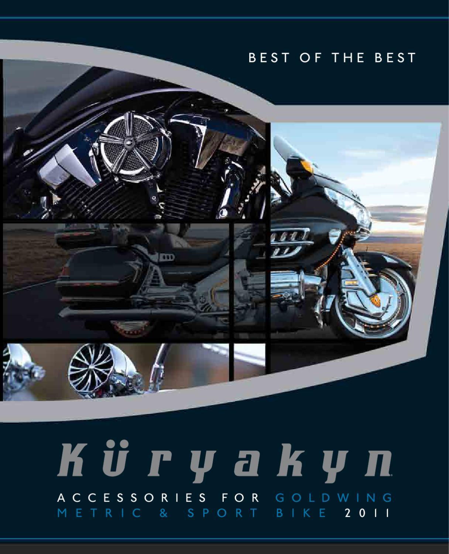 Kuryakyn Junior Metric 2011 Catalog By Mag Europe Issuu 2202 Universal Driving Light Wiring Relay Kit