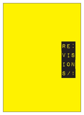 Re:Visions