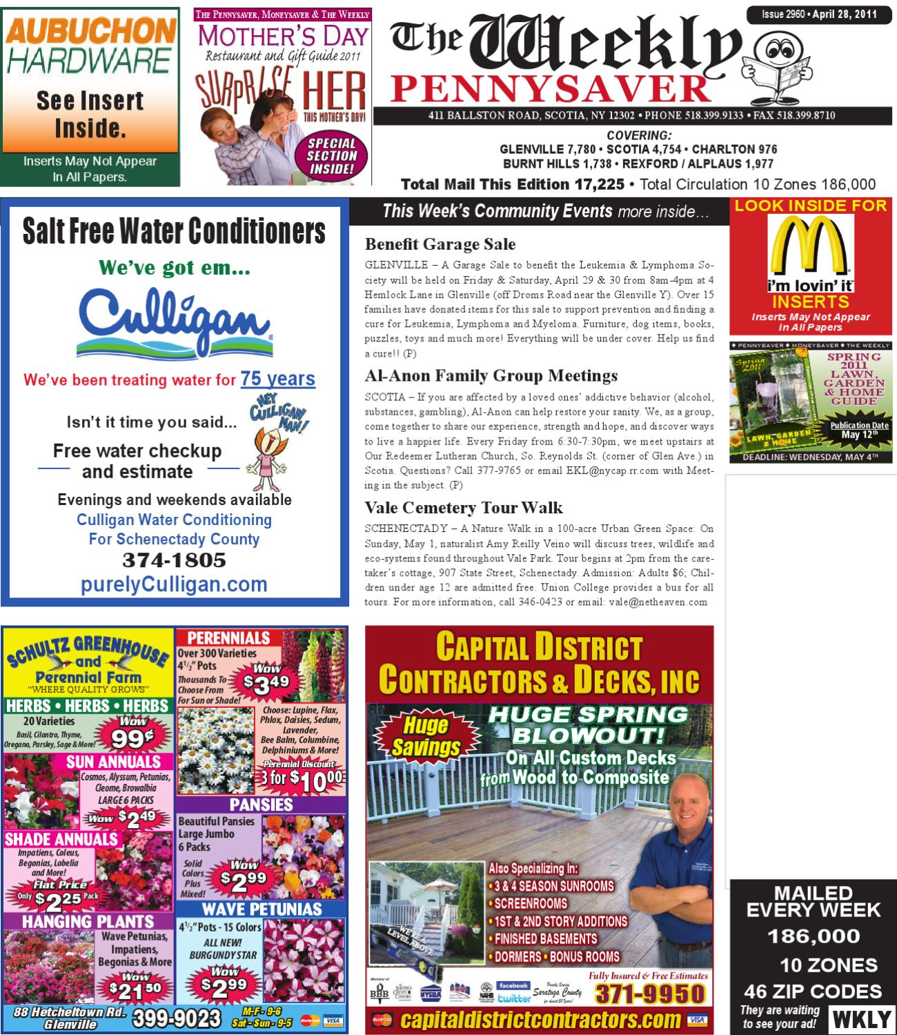 5611 sheldon road - The Weekly Pennysaver 042811 By Capital Region Weekly Newspapers Issuu