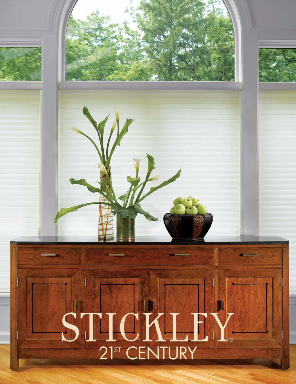 stickley 21st century collection by stickley issuu