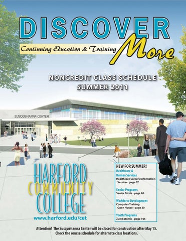 Hcc Noncredit Catalog By Harford Community College Issuu