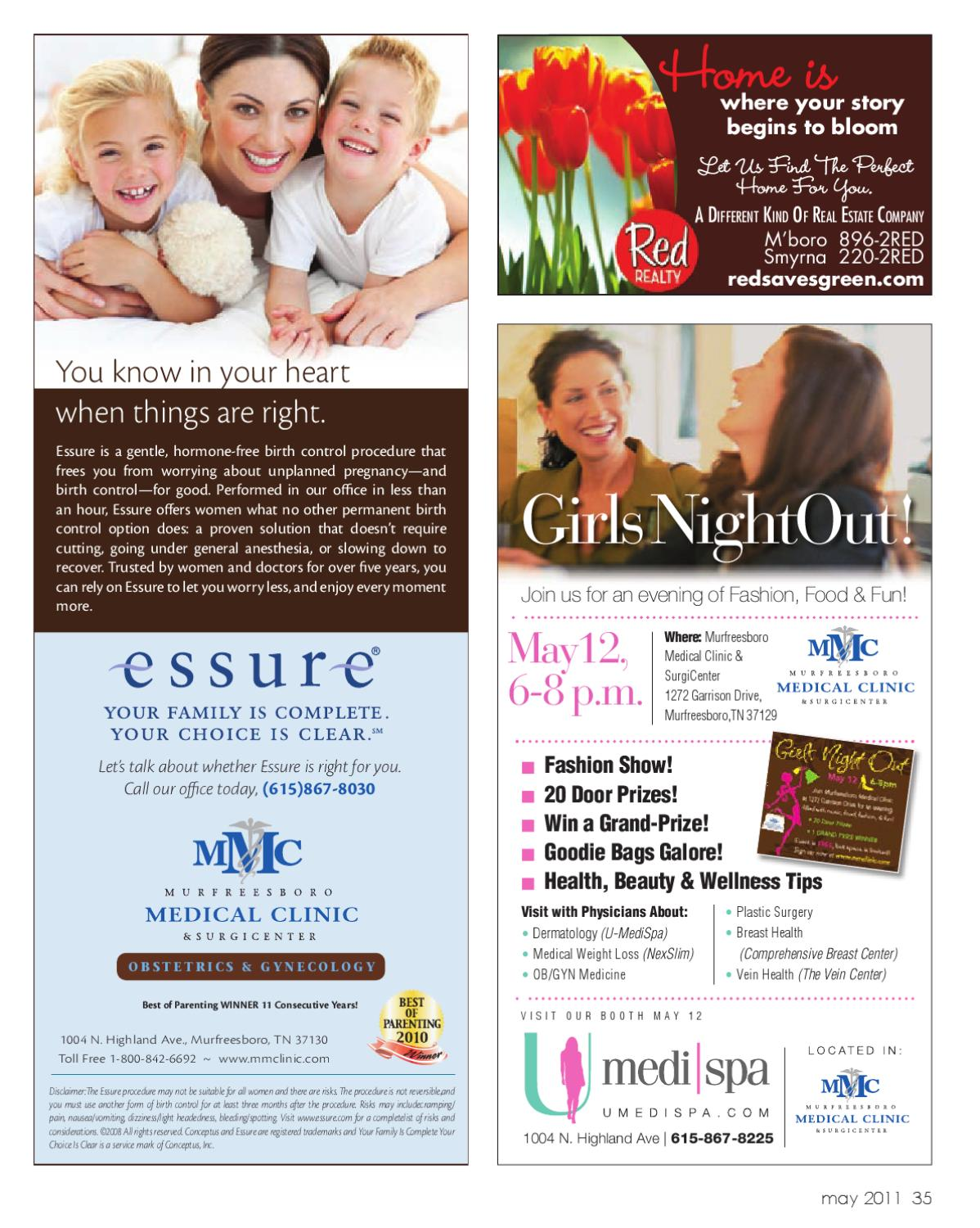 Rutherford Parent Magazine - May 2011 by Day Communications