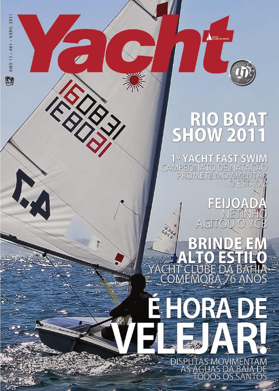 eaf5fa9d1f Yacht 61 by Canal 2 Comunicação - issuu
