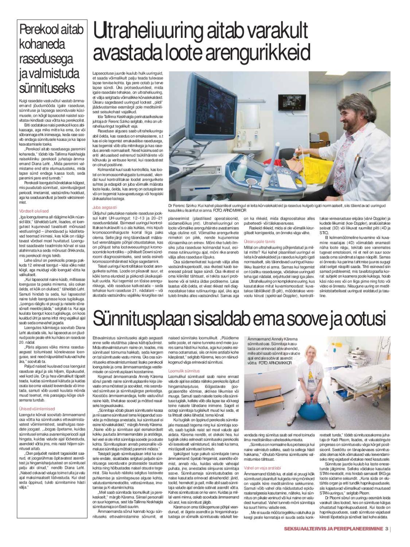 50bbe31cadf Seksuaaltervis by Eesti Päevalehe AS - issuu