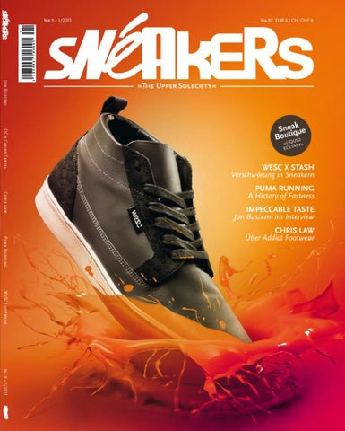 Sneakers Magazine Issue 10 by Monday Publishing GmbH issuu
