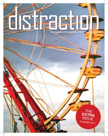Distraction April Issue 2011