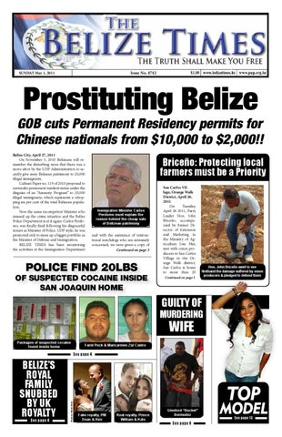 Belize Times May 1