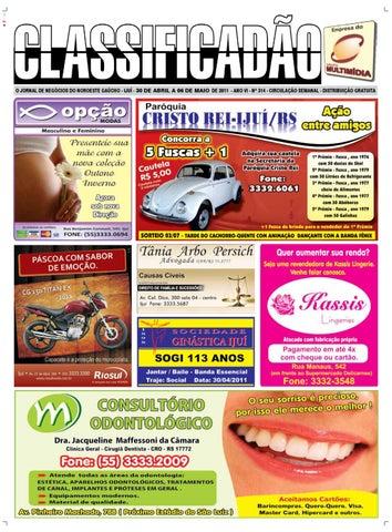 e8838a1cd Jornal Classificadão - Edição 314 by Jornal Classificadão - issuu