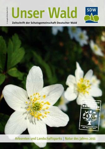 Unser Wald-März/April by Schutzgemeinschaft Deutscher Wald - issuu