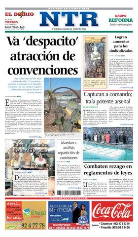 401737f211 El Diario NTR by NTR Medios de Comunicación - issuu