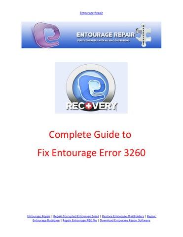 Office Mac Error 3260