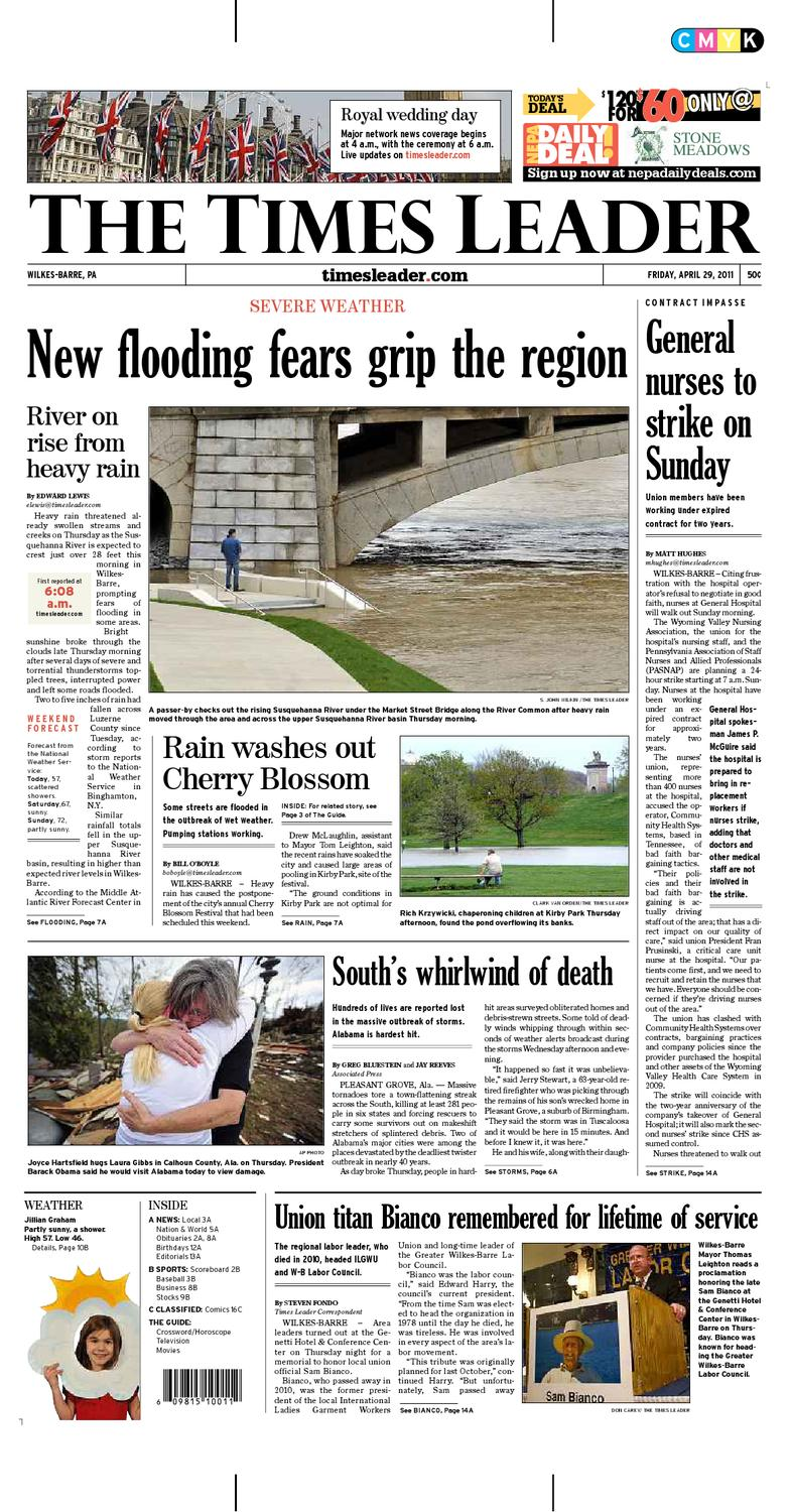 Times Leader 04-29-2011 by The Wilkes-Barre Publishing Company - issuu 868d4acf1f