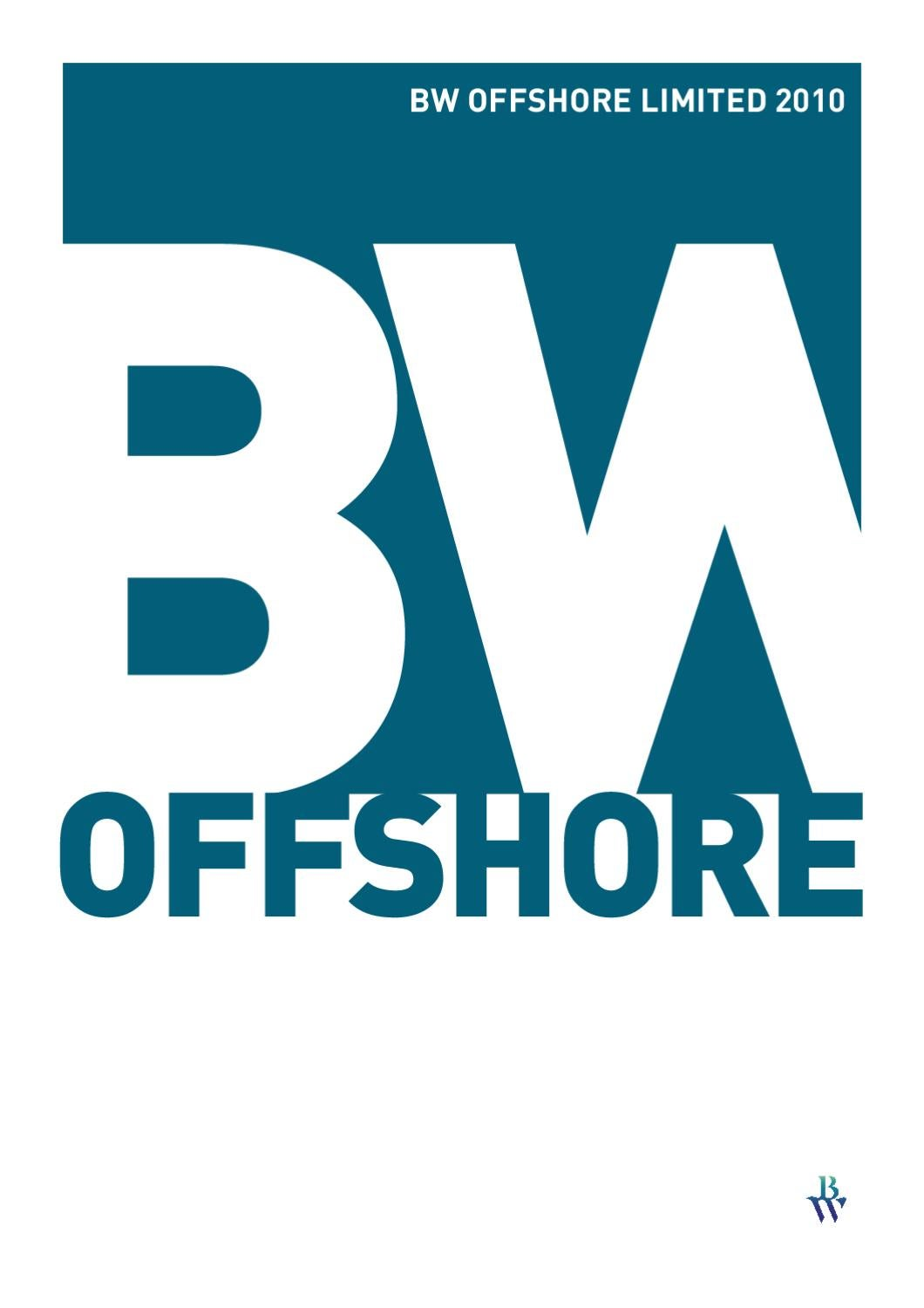 BW Offshore Annual by BW Offshore - issuu