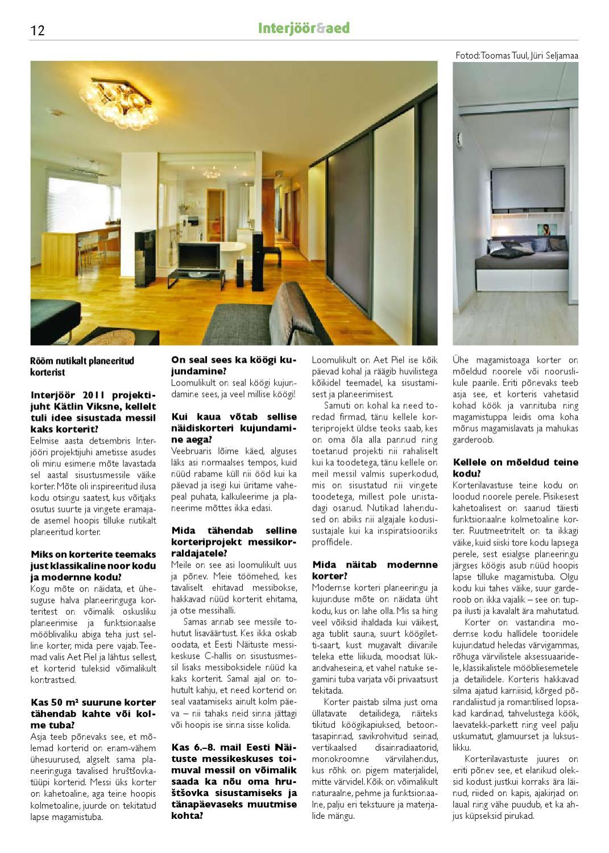 c85b6c01fde Interjöör & Aed by Eesti Päevalehe AS - issuu