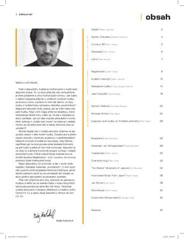 9ed0eb34fc8e His Voice 3 2006 by Hudební informační středisko - issuu