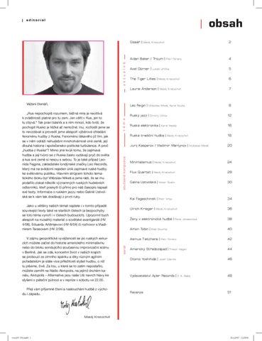 His Voice 3 2007 by Hudební informační středisko - issuu 20e9413b149