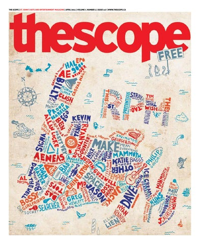 The Scope April 2011 By The Scope Issuu