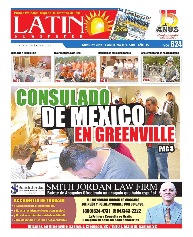 CONSULADO DE MEXICO EN GREENVILLE by Latino Newspaper - issuu