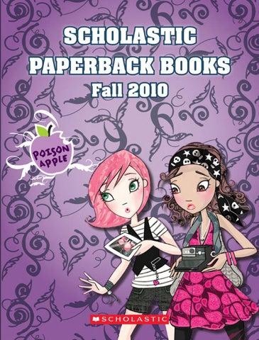Scholastic Canada Paperback Fall 2010 Catalogue By David Marquez Issuu