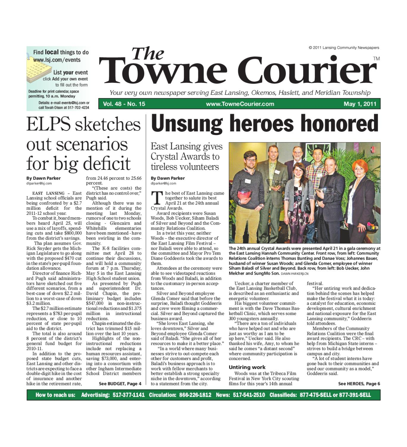 the Towne Courier by Lansing State Journal issuu
