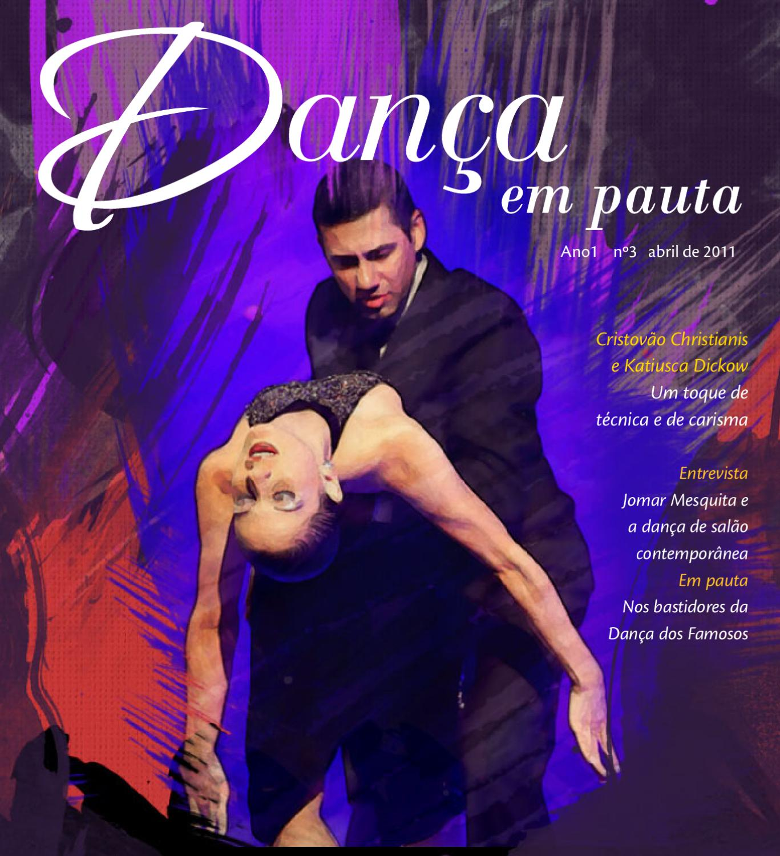 1b50374d13 Revista Dança em Pauta 03 by Déborah Godoy de Mendonça - issuu