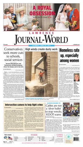 e9b83935f97 Lawrence Journal-World 04-30-11 by Lawrence Journal-World - issuu