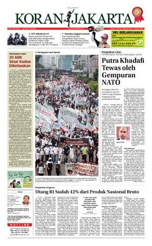 EDISI 1023 - 2 MEI 2011 by PT. Berita Nusantara - issuu 16d89b37f4