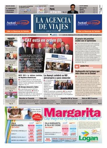 La Agencia de Viajes Argentina Nº 1.152 by Ladevi Media   Solutions ... 73079fbc432