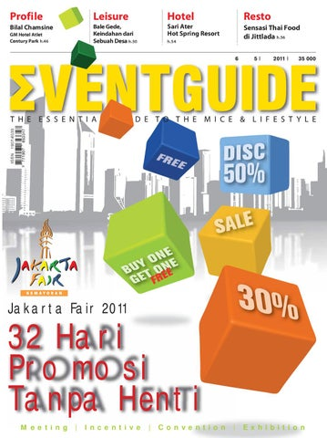 Eventguide Magazine Indonesia by event guide - issuu 7cd6b838d6