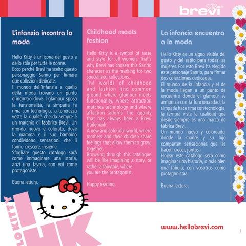 PG Hello Catalogo mamma No lVat by r Kitty W s 5RjLA4