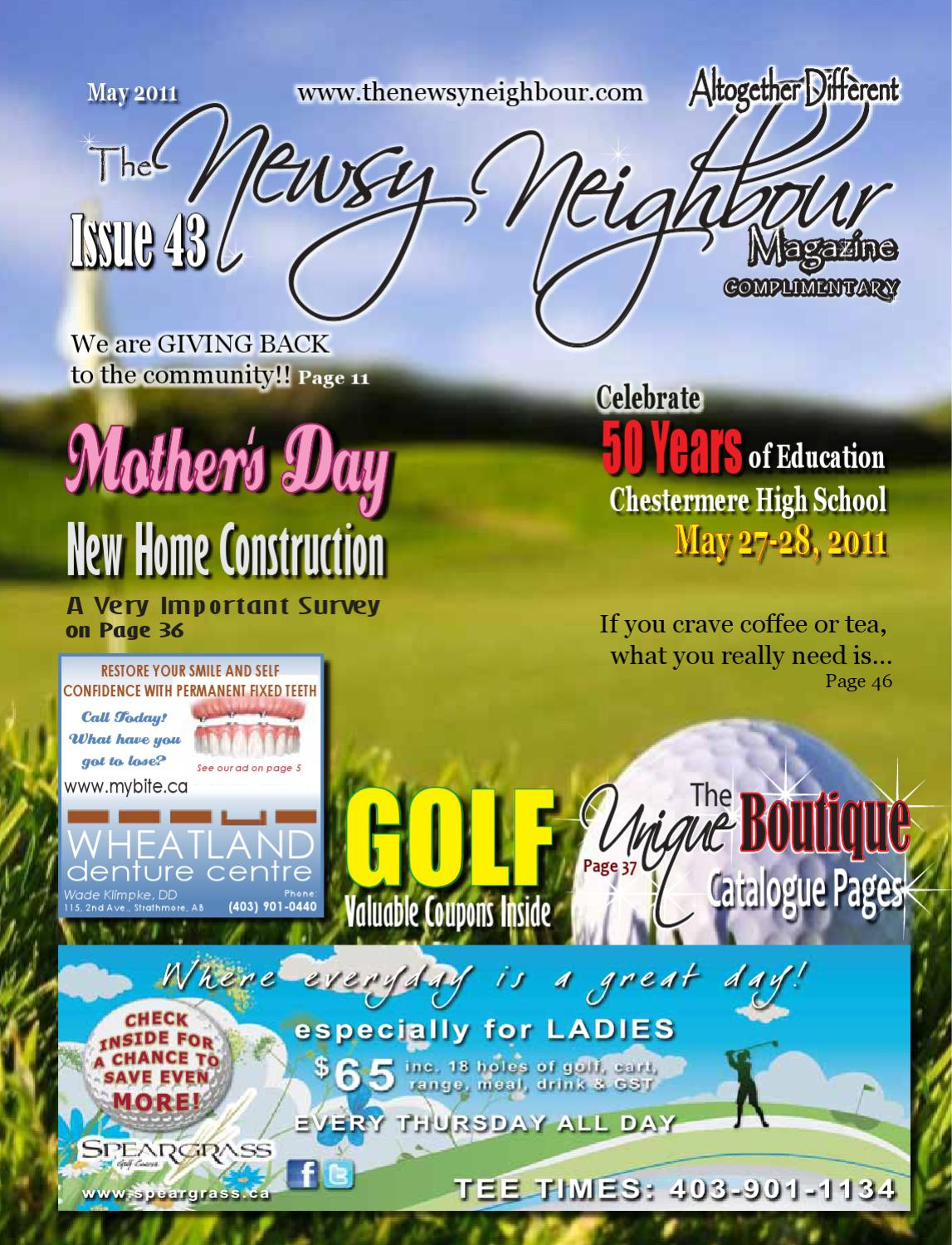 The Newsy Neighbour Issue 43 By Neighbor Issuu Parcel Kristal Pja 1637