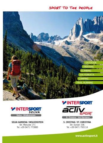 Activ Sport Intersport Sommerkatalog 2011 by Armin Senoner