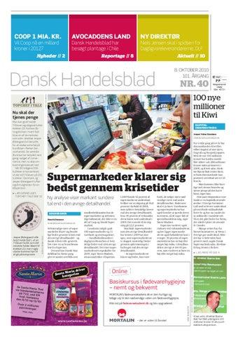 ebeb97fbb2a4 Coop 1 mia. kr. Vil Coop nå en milliard kroner i 2012  Avocadoens land Dansk  Handelsblad ...